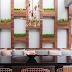Espaço gourmet com spa, jardim vertical e cobertura de vidro!