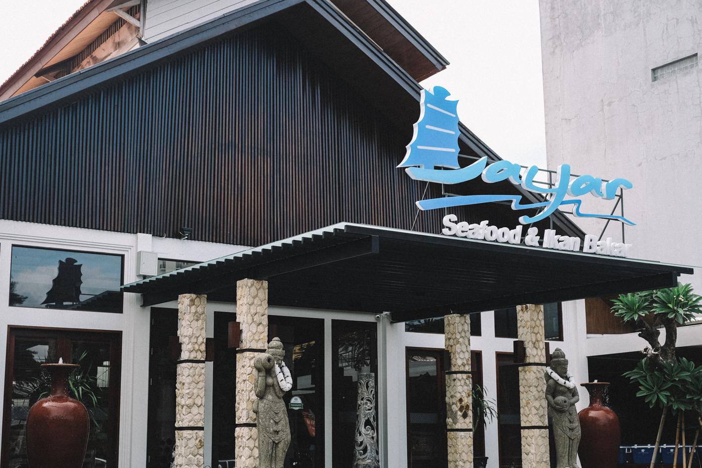 Layar Seafood Jakarta Eatandtreats Indonesian Food And Travel