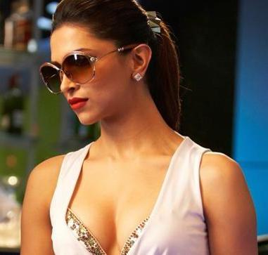 Dress No 23 - Deepika in White Embroidered Neck Blouse