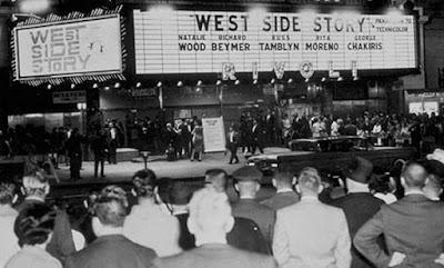 Estreno de West Side Story, 1961
