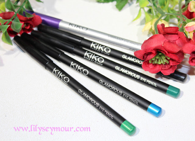 Koko Cosmetics Glamorous Eye Pencils