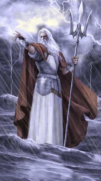 Miti e leggende da tutto il mondo poseidone - Mitologia greca mitologia cavallo uomo ...