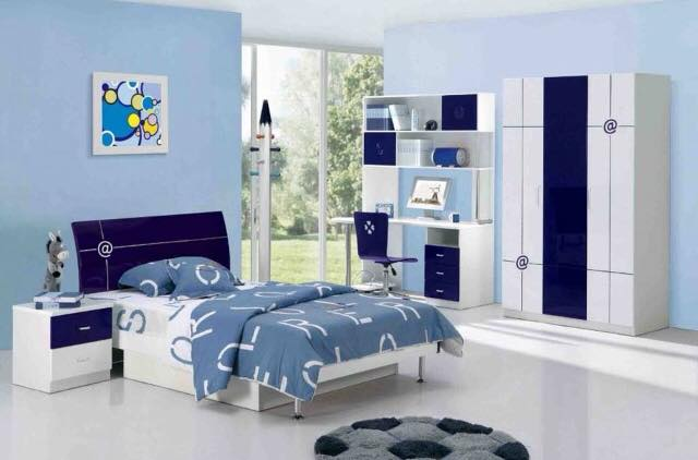 interior design for children's bedrooms