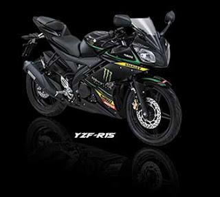 Kode BG7 ternyata Yamaha R15 V3.0