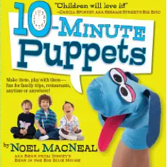 10 minute puppets cover