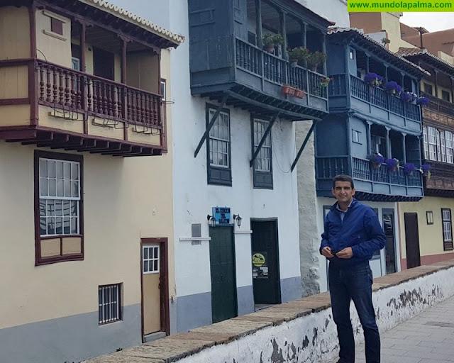 El PP plantea un concurso para el cuidado y embellecimiento de fachadas y balcones de edificios emblemáticos
