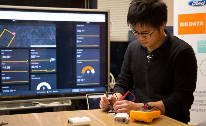Optimizar un proceso de innovación industrial requiere de claridad sobre la 'variable' a optimizar. (Centro Palo Alto. Foto: Ford)