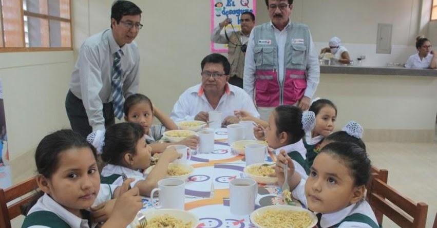 QALI WARMA: Programa social atenderá a más de 170 mil escolares de región San Martín - www.qaliwarma.gob.pe