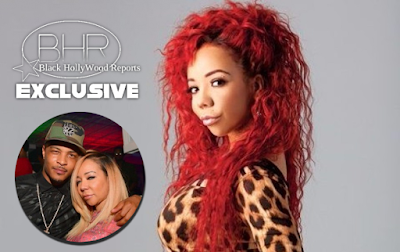 "Tiny Harris Reacts To T.I. And His ""New Business Friend"""