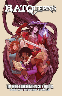 Rat Queens okładka