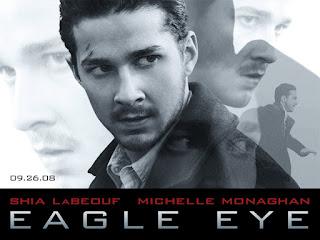 Film Eagle Eye Cocok Ditonton Buat yang Hobi Teknologi dan Komputer