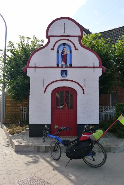 Tour de la Belgique en vélo,Bruges