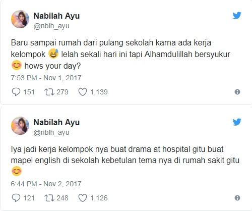 Inilah Kesibukan Nabilah JKT48 Setelah Lulus