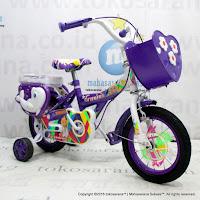 12 Inch Erminio 2208 Dolphin Kids Bike