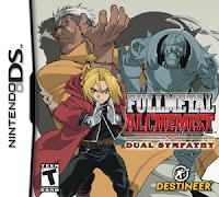 Fullmetal Alchemist - Dual Sympathy