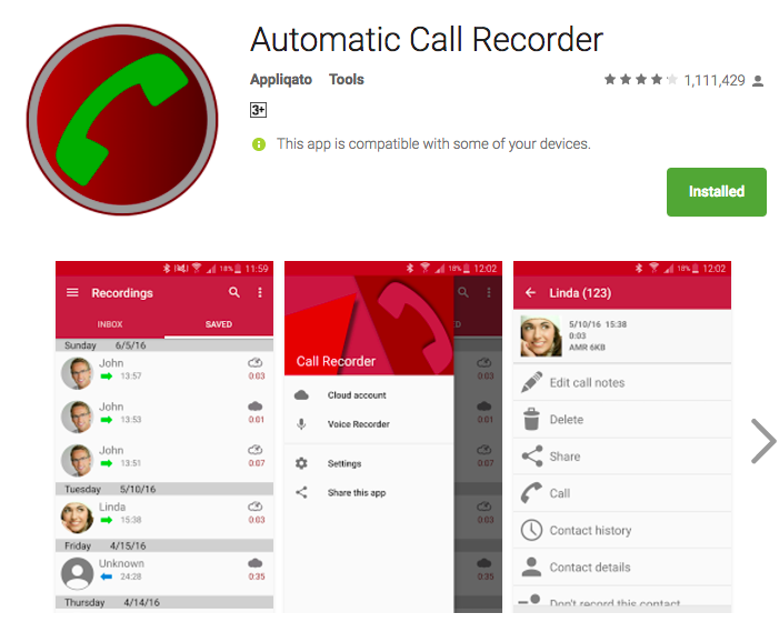 Call record karne ke liye app