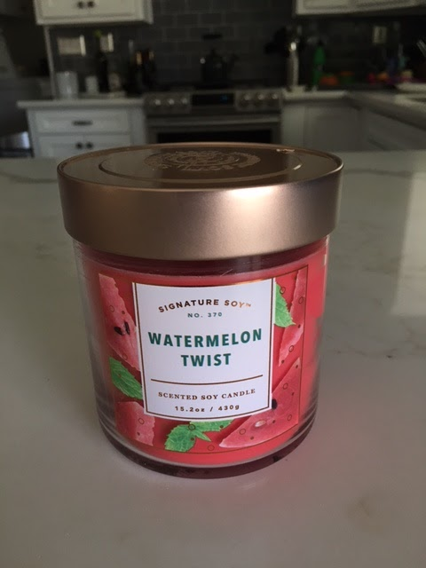 Watermelon Twist Candle