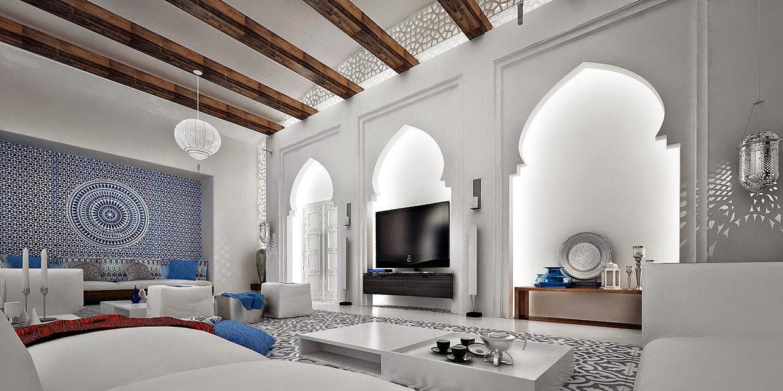 marvellous moroccan interior design | design-dautore.com: Moroccan accent