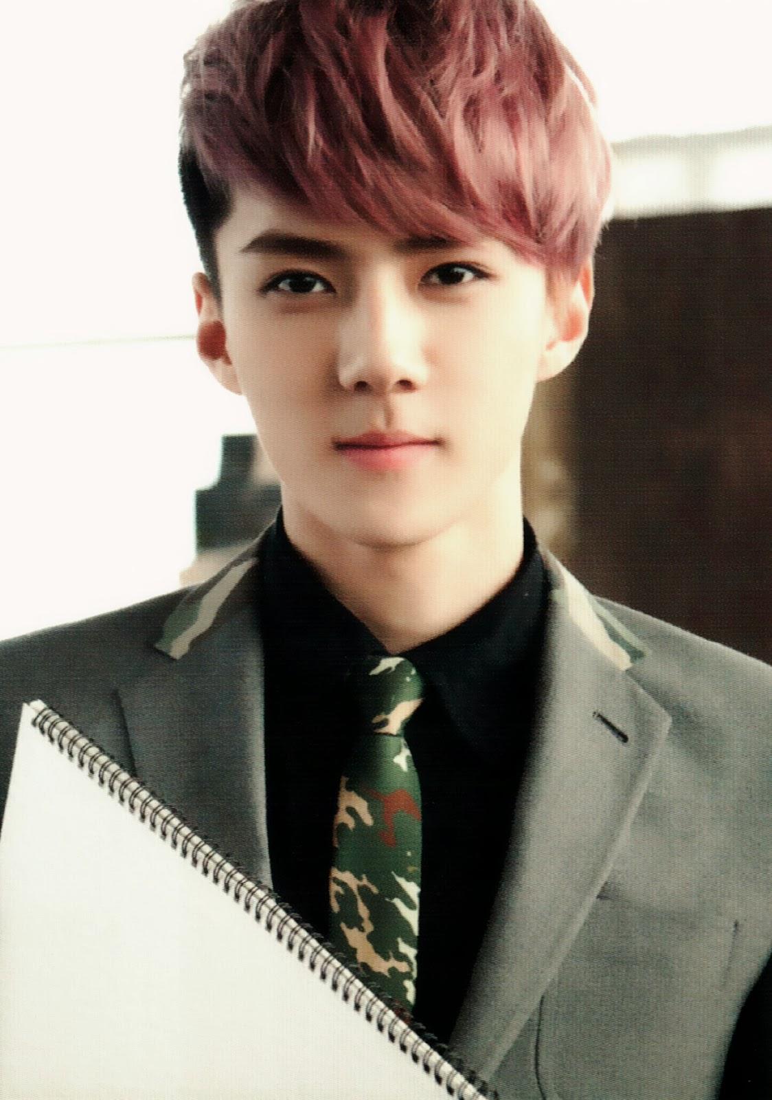 Kpop And My Fanfiction Peringkat Ketampanan Member Exo