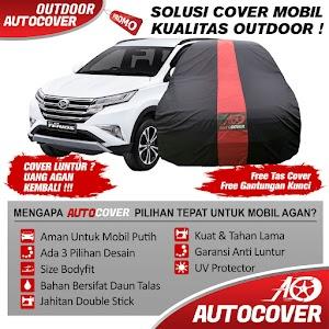 Cover Mobil Outdoor Untuk Mobil TERIOS