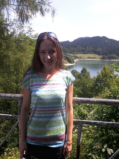 Zwiedzanie zamku w Czorsztynie