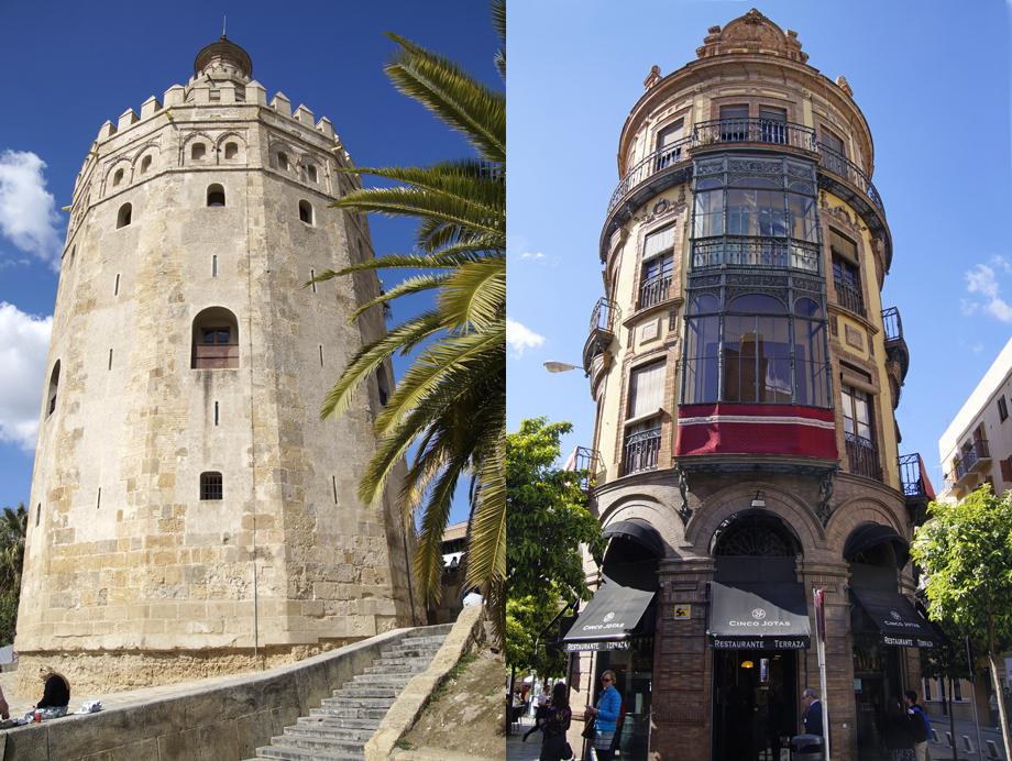 Ynas Reise Blog | Spanien| Sevilla | Torre del Oro