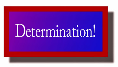 no determination essays Susan smith jones, phd, provides insights on how to cultivate determination and perseverance.