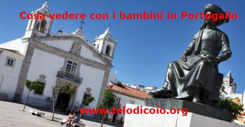 Cosa vedere con i bambini in Portogallo