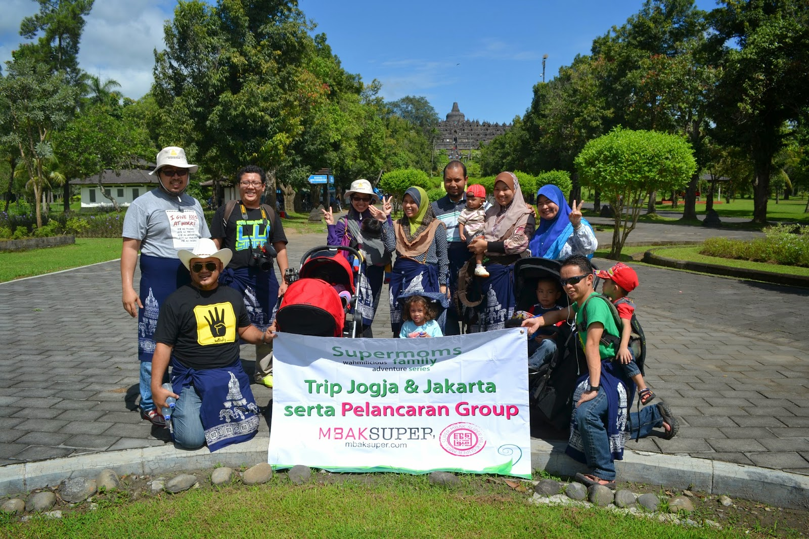 travel indonesia, yogjakarta, ramayana, candi borbudur, kopi luwak, plentong batik, melia hotel & resort spa, yogjakarta travel tours
