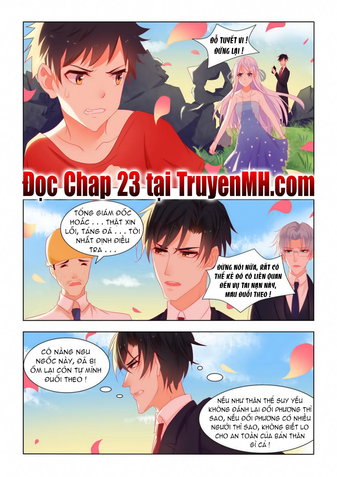 Tử Sắc Sắc Vi chap 22 - Trang 8