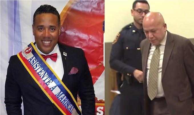 Concejal dominicano busca votos para  alcaldía de Nueva Jersey  aprovechando  la desgracia de un alcalde corrupto