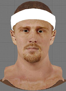 NBA 2K13 Brian Scalabrine Cyberface Patch