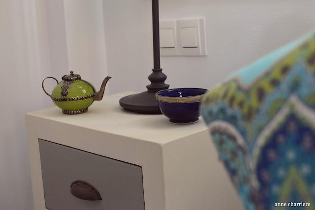 www.annecharriere.com, l'atelier d'anne benahavis, taller pintura, muebles pintados, anne charriere, casa ella,