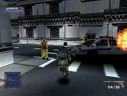 Free Download Games Syphon Filter PS1 For PC Full Version ZGASPC