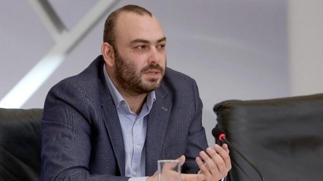 Στην Τρίπολη ο Υφυπουργός Οικονομίας και Ανάπτυξης Στάθης Γιαννακίδης