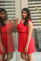 Shravya Reddy in Short Tight Red Dress Spicy Pics ~  Exclusive Pics 039.JPG