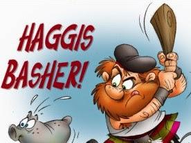 How to catch a Wild Haggis
