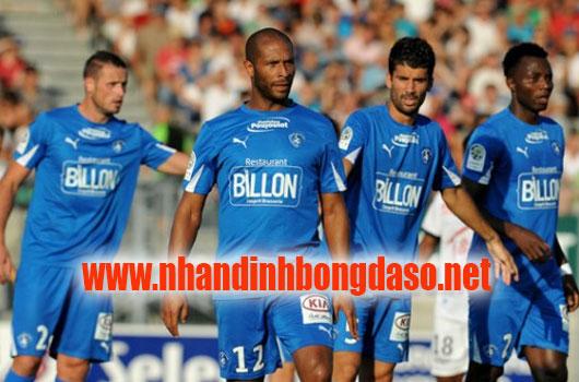 Chamois Niortais vs Paris FC 2h00 ngày 1/2 www.nhandinhbongdaso.net
