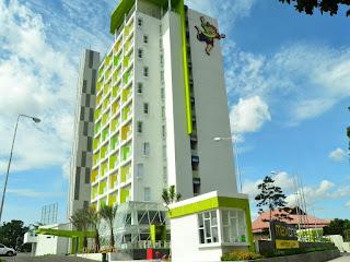 Alamat dan Tarif Shakti Hotel Bandung by Zia Bandung
