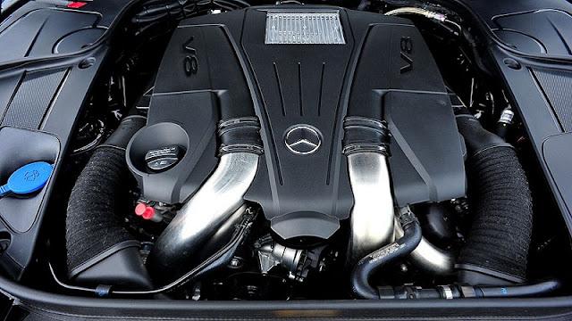 Động cơ Mercedes S450 L Luxury 2018 vận hành mạnh mẽ và vượt trội