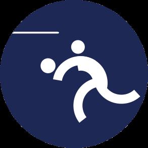 Icon Logo Bola VoliAsian Games 2018