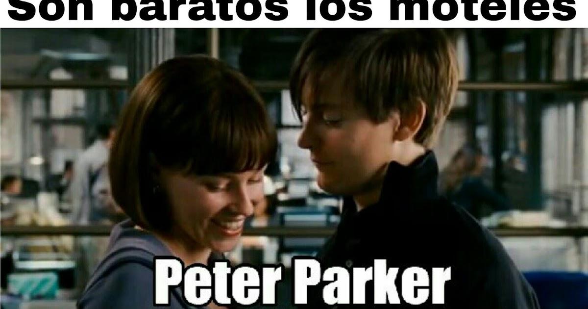 La Historia Del Meme Peter Parker