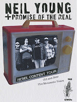 """Rebel Content Tour Poster"""