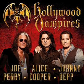 Photo des membres d'Hollywood Vampires