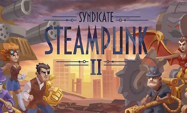 Download Steampunk Syndicate 2 MOD APK Unlimited Money