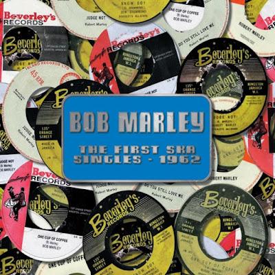 BOB MARLEY - The First Ska Singles - 1962 (2014)