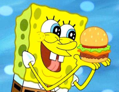 لعبة سبونج بوب SpongeBob Diner Dash