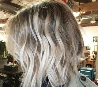 Kısa Saçlar için Balyaj Önerileri