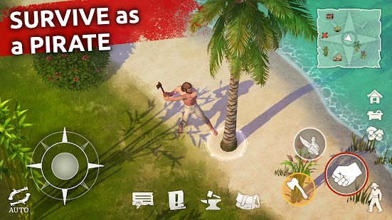 Mutiny: a Pirate Survival RPG Apk+Data Free on Android Game Download