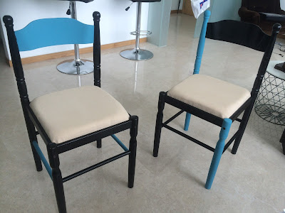 Upcycling chairs